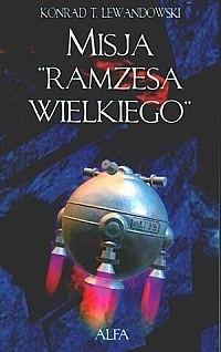 Okładka książki Misja Ramzesa Wielkiego