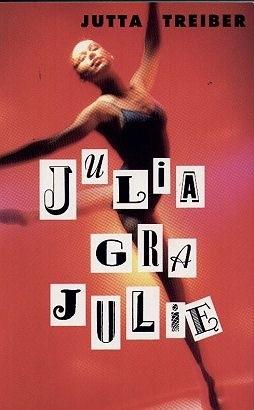 Okładka książki Julia gra Julię