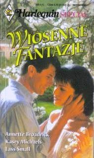 Okładka książki Wiosenne fantazje