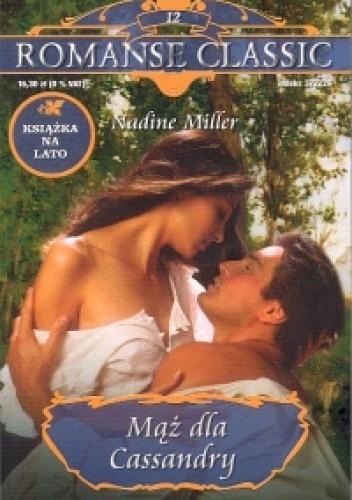 Okładka książki Mąż dla Cassandry