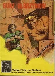 Okładka książki Bunt olbrzymów