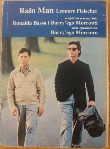 Okładka książki Rain man