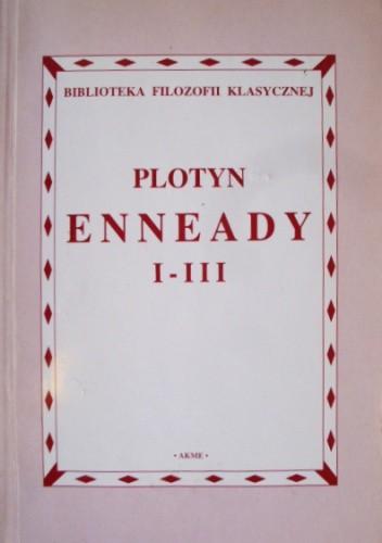 Okładka książki Enneady