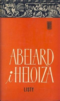 Okładka książki Abelard i Heloiza. Listy