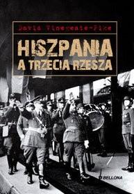 Okładka książki Hiszpania a Trzecia Rzesza