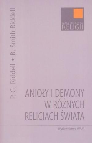 Okładka książki Anioły i demony w różnych religiach świata