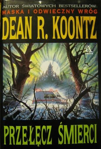 Okładka książki Przełęcz śmierci