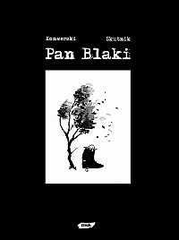 Okładka książki Pan Blaki