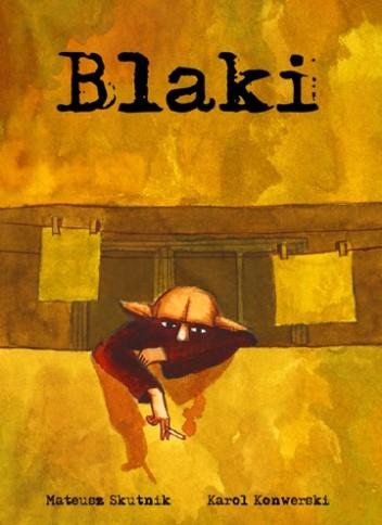 Okładka książki Blaki