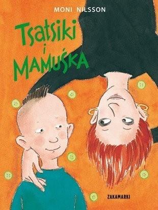 Okładka książki Tsatsiki i Mamuśka