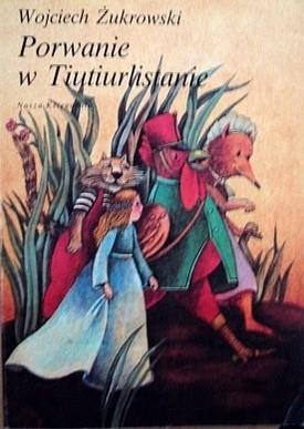 Okładka książki Porwanie w Tiutiurlistanie