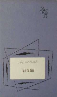 Okładka książki Tantatin
