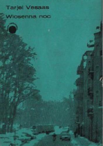 Okładka książki Wiosenna noc
