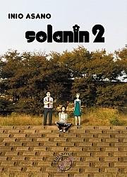 Okładka książki Solanin #2