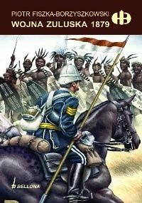 Okładka książki Wojna Zuluska 1879