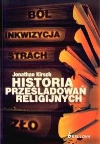Okładka książki Historia prześladowań religijnych