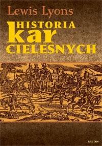 Okładka książki Historia kar cielesnych
