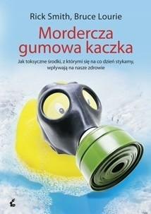 Okładka książki Mordercza gumowa kaczka