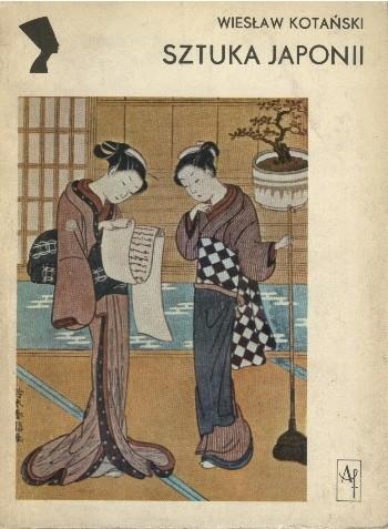Okładka książki Sztuka Japonii. Zarys