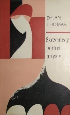 Okładka książki Szczenięcy portret artysty