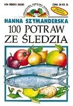 Okładka książki 100 potraw ze śledzia