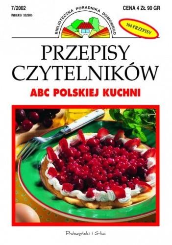 Okładka książki Przepisy Czytelników: ABC polskiej kuchni