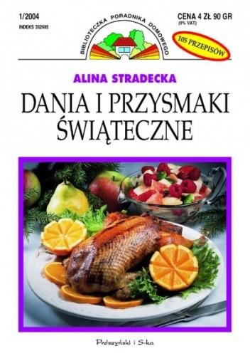 Okładka książki Dania i przysmaki świąteczne