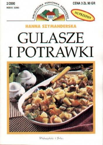 Okładka książki Gulasze i potrawki