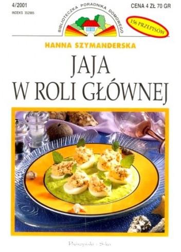 Okładka książki Jaja w roli głównej