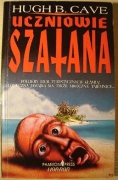 Okładka książki Uczniowie Szatana