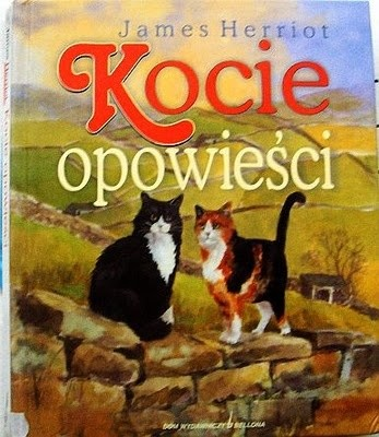 Okładka książki Kocie opowieści