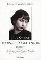 Okładka książki Nina Schenk Hrabina von Stauffenberg Portret