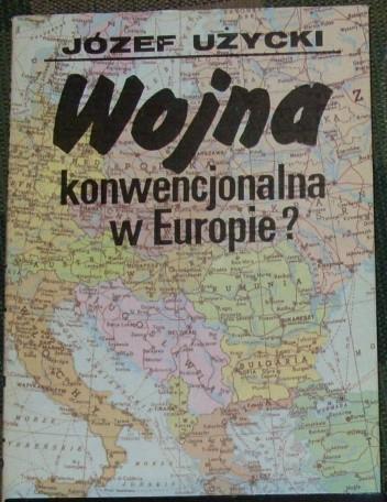 Okładka książki Wojna konwencjonalna w Europie