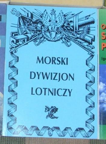 Okładka książki Morski Dywizjon Lotniczy