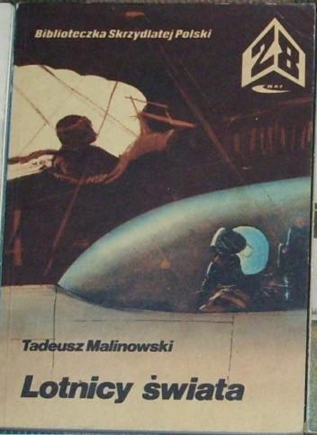 Okładka książki Lotnicy świata