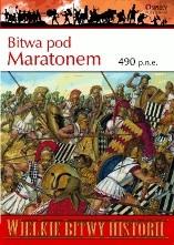 Okładka książki Bitwa pod Maratonem 490 p.n.e.