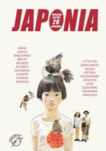 Okładka książki Japonia widziana oczyma 20 autorów