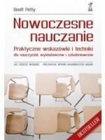 Okładka książki Nowoczesne nauczanie. Praktyczne wskazówki i techniki