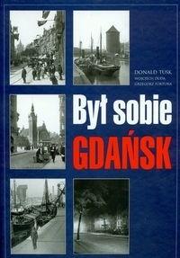 Okładka książki Był sobie Gdańsk