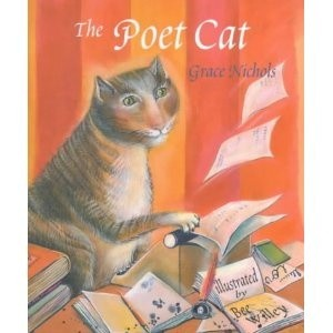 Okładka książki The Poet Cat