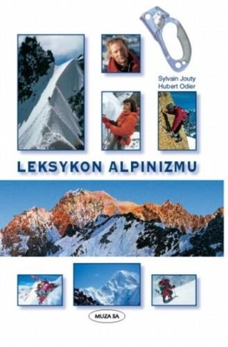 Okładka książki Leksykon alpinizmu