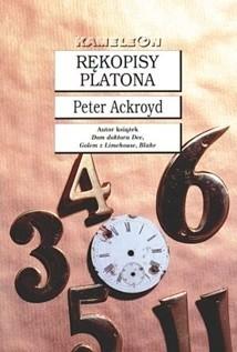 Okładka książki Rękopisy Platona