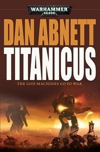 Okładka książki Titanicus
