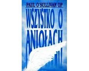 Okładka książki Wszystko o aniołach