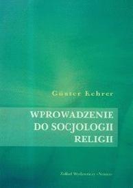 Okładka książki Wprowadzenie do socjologii religii