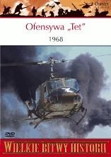 """Okładka książki Ofensywa """"Tet"""" 1968. Punkt zwrotny w Wietnamie"""