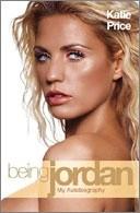Okładka książki Being Jordan - my autobiography