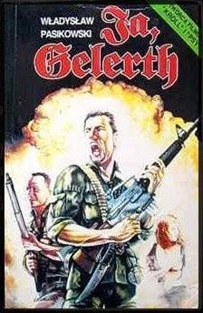 Okładka książki Ja, Gelerth