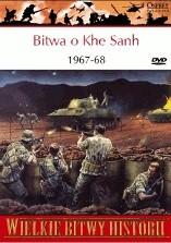 Okładka książki Bitwa o Khe Sanh 1967-68. Obrona bazy piechoty morskiej w Wietnamie