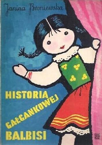 Okładka książki Historia gałgankowej Balbisi